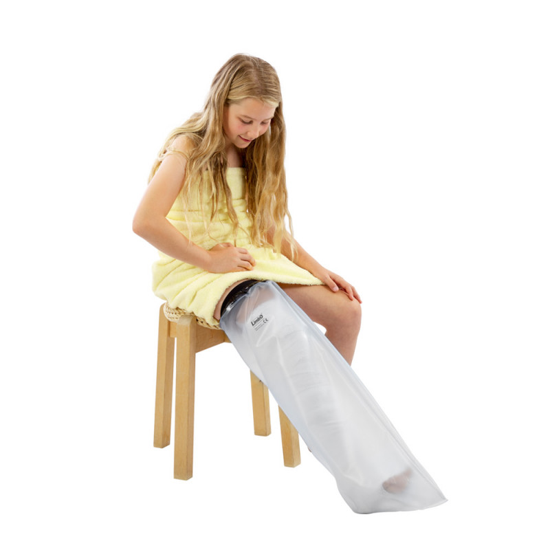 limbo Child's Full Leg Cast Waterproof Protector 6-7 yrs FL67
