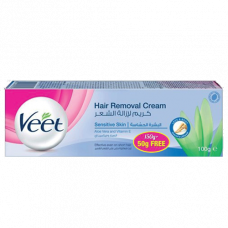 VEET Cream Sensitive skin 150 + 50 gm Free